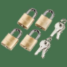 Hama ključavnica, 20 mm, 4 kosi