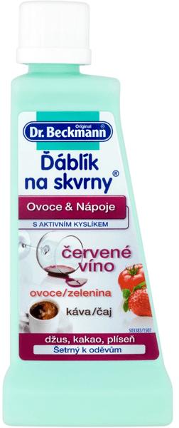 Dr. Beckmann Ďáblík na skvrny Ovoce a nápoje 50 g