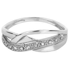 Brilio Silver Módní stříbrný prsten 421 001 01658 04 - 1,64 g stříbro 925/1000