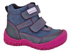 Protetika buty zimowe za kostkę dziewczęce Mel
