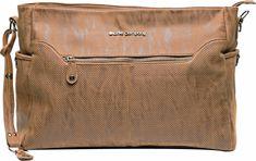 Little Company previjalna torba Copenhagen Perfo, Cognac, rjava