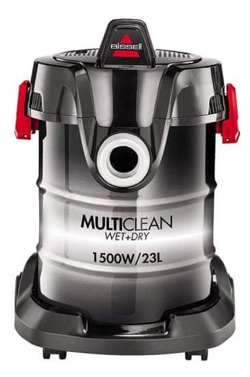 Bissell odkurzacz wielofunkcyjny MultiClean Wet & Dry Drum 2026M