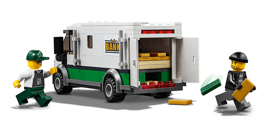 LEGO tovorni vlak City (60198)