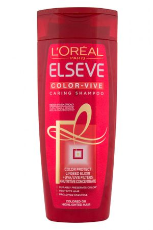 Loreal Paris šampon za barvane lase Elseve Color Vive, 250 ml