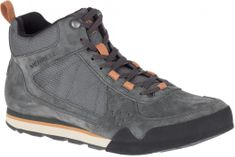 Merrell Burnt Rock Tura Mid Suede