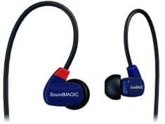 SoundMAGIC PL50 In-Ear Fülhallgató, Kék