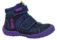 Protetika buty zimowe za kostkę dziewczęce Lupita