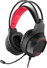Yenkee Słuchawka z mikrofonem YHP 3030 SABOTAGE (YHP 3030)