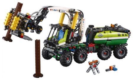 LEGO Technic 42080 Lesnícky stroj
