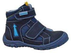 Protetika fiú téli cipő Lumir