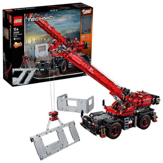 LEGO terenska žerjav Technic (42082)