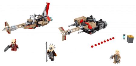 LEGO padec v oblake Star Wars 75215