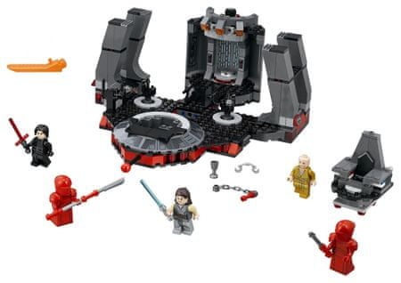LEGO Snokejev prestol Star Wars 75216