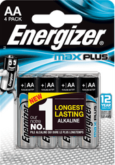 Energizer Energizer MAX Plus AA 4 pack