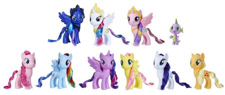 My Little Pony zbirka 9 ponijev Little Pony