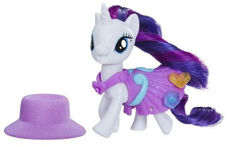 My Little Pony poni z magičnim dodatkom Rarity