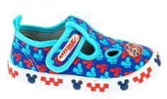 Disney by Arnetta Chlapecké bačkůrky Mickey Mouse modrá