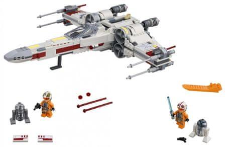 LEGO Star Wars 75218 X-szárnyú vadászgép