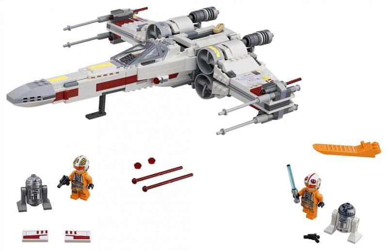LEGO Star Wars™ 75218 Stíhačka X-wing Starfighter™