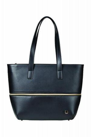 """Wenger EVA - 13"""" dámská kabelka s obalom na notebook, čierna/floral 604806"""