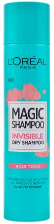 Loreal Paris šampon za suho umivanje las Magic Shampoo Rose Tonic, 200 ml