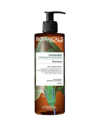 Loreal Paris šampon za šibke lase Botanicals Coriander, 400 ml