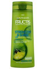 Garnier šampon in balzam za normalne lase Fructis Strength&Shine, 2v1, 400 ml