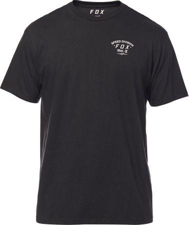 FOX pánské tričko Seek And Destroy Premium M čierna