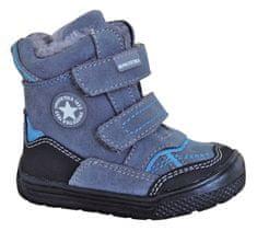 Protetika buty zimowe za kostkę chłopięce Tod