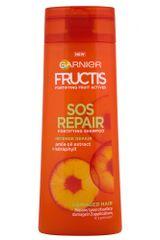 Garnier šampon za poškodovane lase Fructis Sos Repair, 250 ml