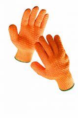 Červa FALCON rukavice s PVC mřížkou