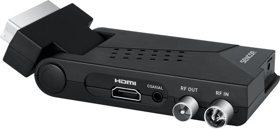 SENCOR SDB 550T H.265(HEVC) set-top box