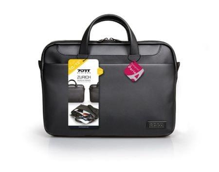 Port Designs torba za prenosnik Zurich TL 14/15'', črna
