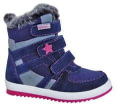 Protetika buty zimowe za kostkę dziewczęce Peny