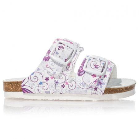 Protetika dekliški ortopedski sandali, 27, beli