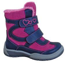 Protetika dívčí zimní boty Besy