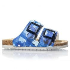 Protetika Chlapecké ortopedické pantofle - modré