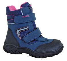 Protetika buty zimowe za kostkę dziewczęce Nordika