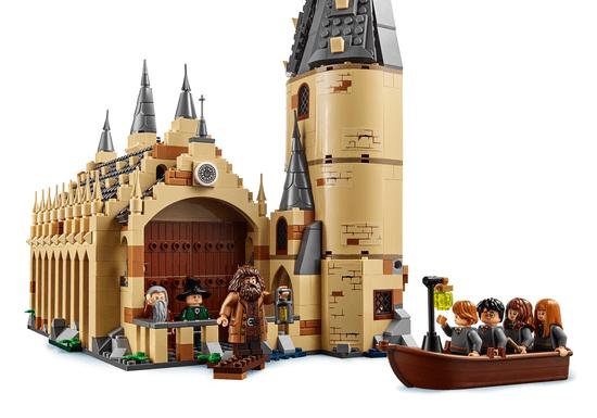 LEGO Hogwarts, Harry Potter (75954)