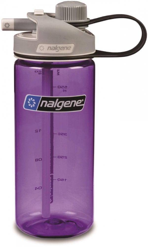 Nalgene MultiDrink 590 ml Purple