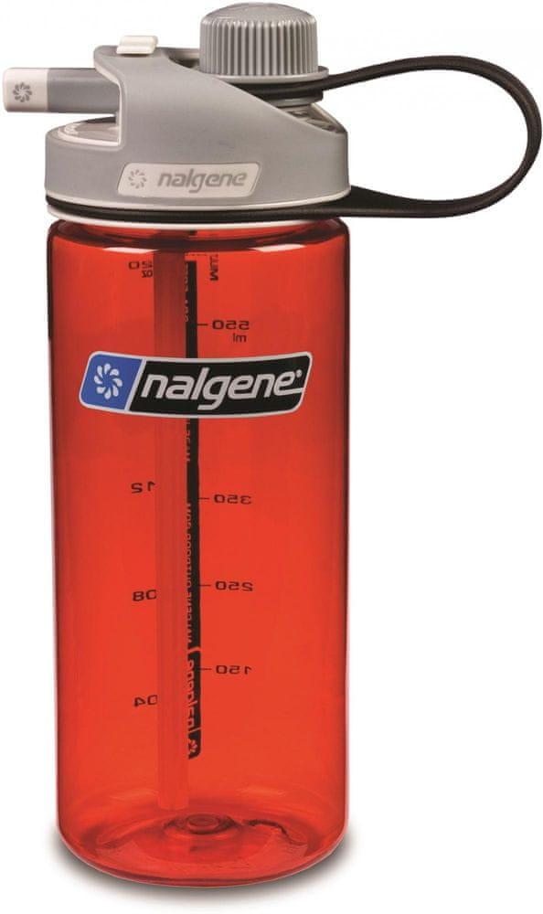 Nalgene MultiDrink 590 ml Red