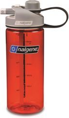Nalgene MultiDrink 600 ml Red