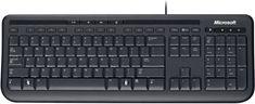Microsoft Wired Keyboard 600 USB (ANB-00020)