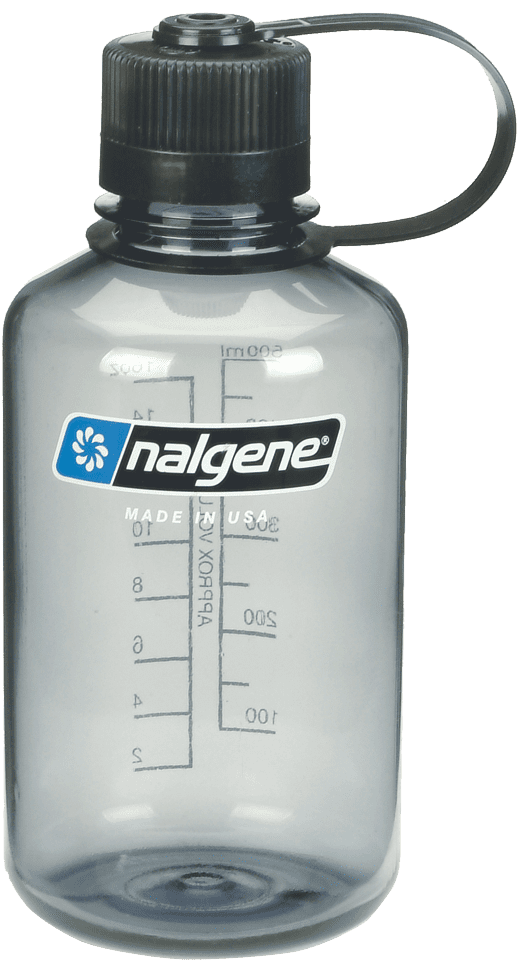 Nalgene Narrow Mouth 500 ml Gray