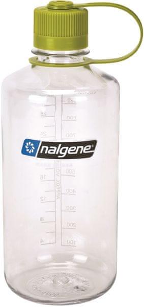Nalgene Narrow Mouth 1000 ml Clear