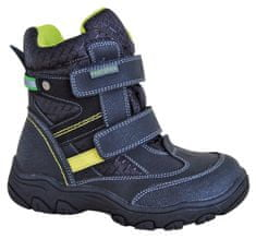 Protetika chlapecké zimní boty s membránou Polar
