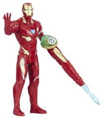 Avengers figura z dodatki 15 cm - Iron Man