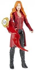 Avengers figura z dodatki 15 cm - Scarlet Witch