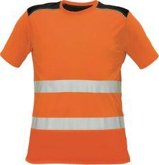 af7cc47fbb2e Červa Reflexné tričko Knoxfield žltá XS
