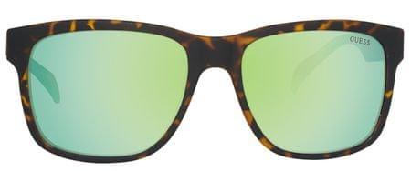 Guess pánské hnědé sluneční brýle